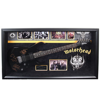 kytara s podpisem Motörhead - ANTIQUITIES CALIFORNIA - Black - 124236