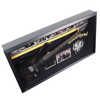 kytara s podpisem Motörhead - ANTIQUITIES CALIFORNIA - Black, ANTIQUITIES CALIFORNIA, Motörhead