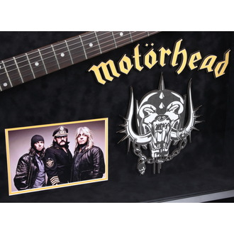 kytara s podpisem Motörhead - ANTIQUITIES CALIFORNIA - Black