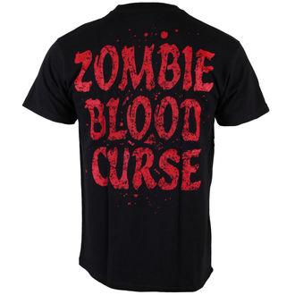 tričko pánské Six Feet Under - Zombie Blood Curse - ART WORX, ART WORX, Six Feet Under