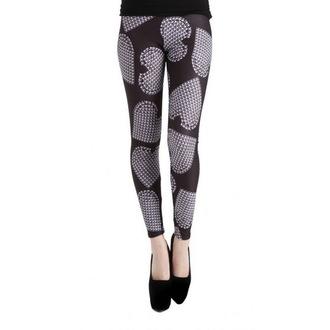 kalhoty dámské (legíny) PAMELA MANN - Issy - Black - PM202