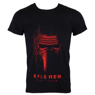 tričko pánské Star Wars - Star Wars VII - Kylo Ren - Black - INDIEGO, INDIEGO