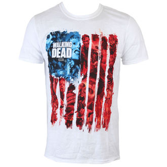 tričko pánské The Walking Dead - American Gore - White - INDIEGO - Indie0065