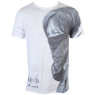 tričko pánské The Walking Dead - Daryl Sublimation - White - INDIEGO, INDIEGO