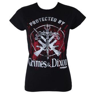 tričko dámské The Walking Dead - Grimes & Dixon - Black - INDIEGO - Indie0314
