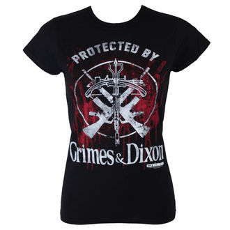 tričko dámské The Walking Dead - Grimes & Dixon - Black - INDIEGO, INDIEGO