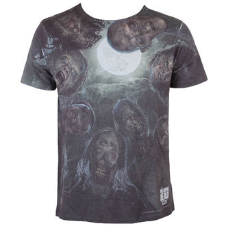 tričko pánské The Walking Dead - Sublimation Over You - White - INDIEGO