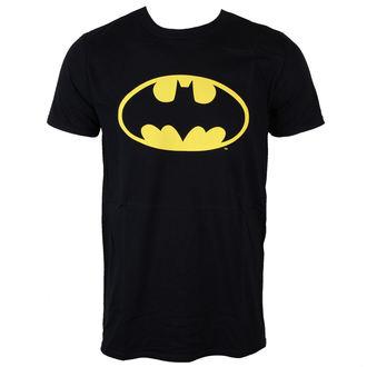 tričko pánské BATMAN - Logo - BLK - LOW FREQUENCY, LOW FREQUENCY