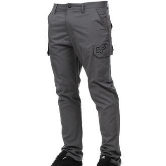 kalhoty pánské FOX - Ys Slambozo - Charcoal - 15783-028