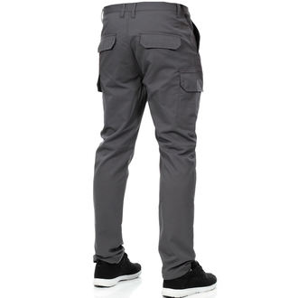 kalhoty pánské FOX - Ys Slambozo - Charcoal, FOX