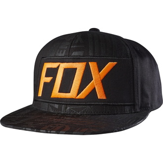 kšiltovka FOX - Union - Black - 16270-001