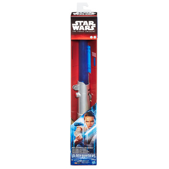 světelný meč Star Wars - Rey ( Episode VII ) - Blue, NNM