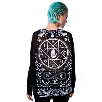 tričko dámské (tunika) KILLSTAR - Cult Cuff - Black