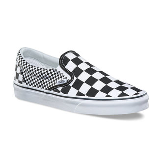 boty VANS - UA CLASSIC SLIP-ON (MIX CHECKER), VANS