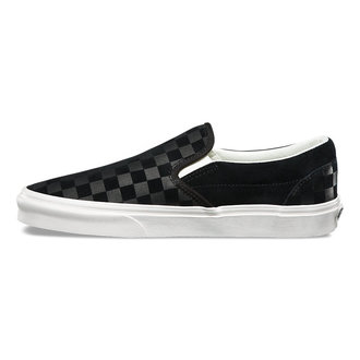 boty VANS - UA CLASSIC SLIP-ON (CHECKER EM), VANS
