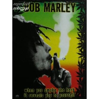 vlajka Bob Marley - Herb