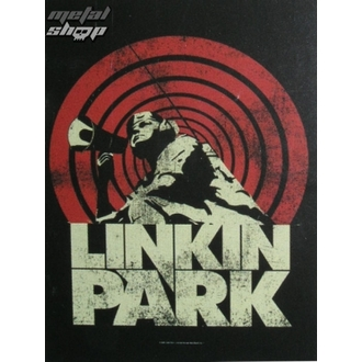 vlajka Linkin Park - Loud & Clear, HEART ROCK, Linkin Park