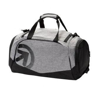 taška cestovní MEATFLY - ROCKY 2 DUFFLE - A 4/1/55 - Heather Grey/Black, MEATFLY