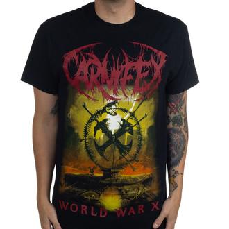 tričko pánské Carnifex - World War X - Black - INDIEMERCH, INDIEMERCH, Carnifex