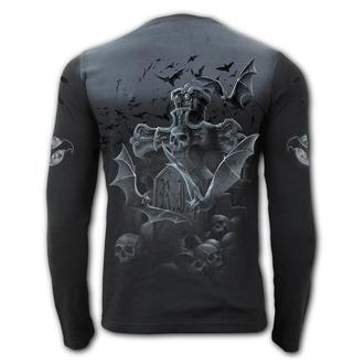 tričko pánské s dlouhým rukávem SPIRAL - NIGHTSHIFT, SPIRAL