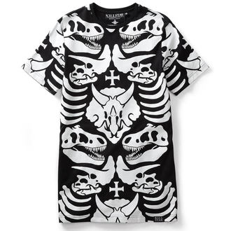 tričko (unisex) KILLSTAR - Dino - Black