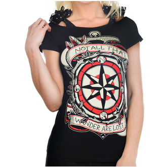 tričko dámské TOO FAST - Anabel Bow - Compass