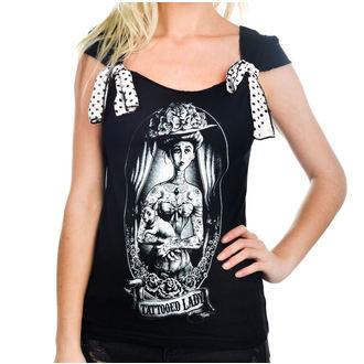 tričko dámské TOO FAST - Shock - Victorian Tatto - TOO005