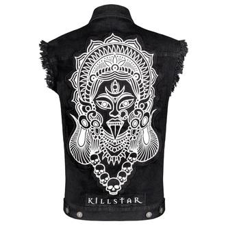 vesta (unisex) KILLSTAR - Kali - Denim, KILLSTAR