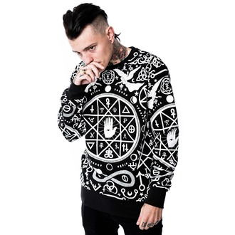 mikina (unisex) KILLSTAR - Cult - Black - KIL221
