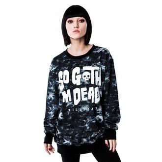 mikina (unisex) KILLSTAR - So Goth - Tiedye, KILLSTAR