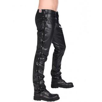 kalhoty pánské Black Pistol -  Logo Pants Skye  (Black), BLACK PISTOL