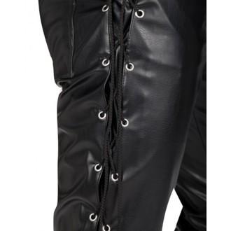 kalhoty pánské Black Pistol -  Logo Pants Skye  (Black)