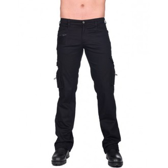 kalhoty pánské BLACK PISTOL - Combat Pants Denim - (Black) - B-1-60-001-00