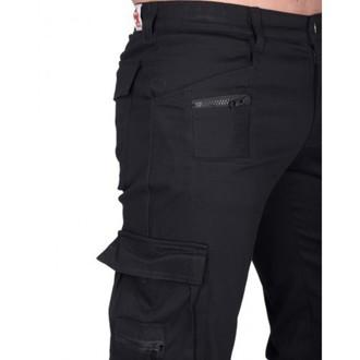 kalhoty pánské BLACK PISTOL - Combat Pants Denim - (Black), BLACK PISTOL