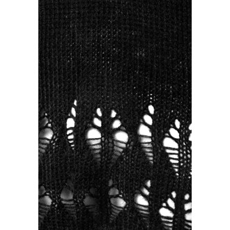 svetr (unisex) KILLSTAR - Creep Knit - Black - KIL136