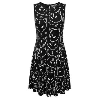 šaty dámské KILLSTAR - Azrael - Black - KIL077