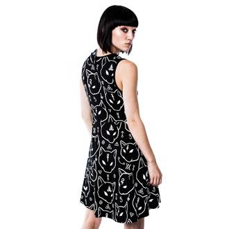 šaty dámské KILLSTAR - Azrael - Black