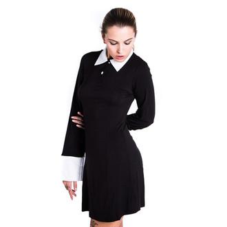 šaty dámské KILLSTAR - Addams - Black - KIL012