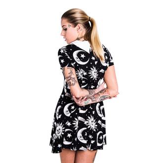 šaty dámské KILLSTAR - Cozmic - Black
