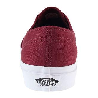 boty dámské VANS - U Authentic Gore (Studs) - PORT RED