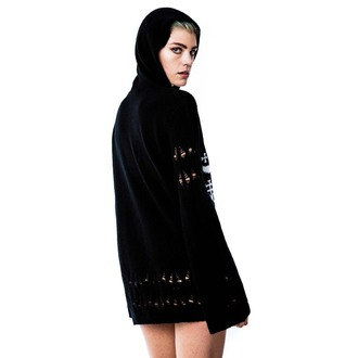 svetr dámský KILLSTAR - The Calling Knit - Black