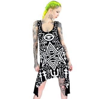 šaty dámské KILLSTAR - Thelema - Black