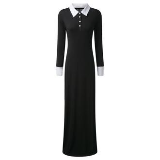 šaty dámské KILLSTAR - Cemetery - Black - KIL118