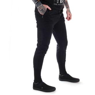 kalhoty unisex (tepláky) KILLSTAR - FTW - Black, KILLSTAR