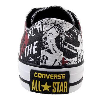 boty CONVERSE - Sex Pistols - Chuck Taylor All Star -  Ctas Ox White/Black - C151195