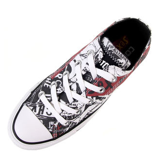 boty CONVERSE - Sex Pistols - Chuck Taylor All Star -  Ctas Ox White/Black - C151195