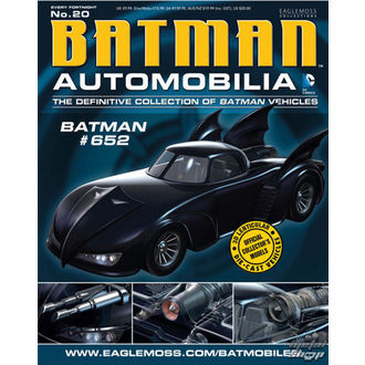 dekorace (automobil) Batman - Batmobile - EAMO500920 - POŠKOZENÁ