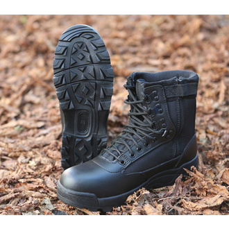 boty zimní BRANDIT - Zipper Tactical - Black, BRANDIT
