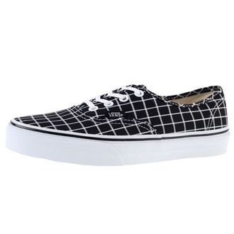 boty VANS - U Authentic - Grid - Black - V3B9IQT