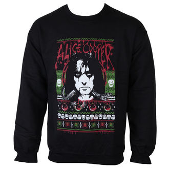 mikina pánská Alice Cooper - Holiday 2015 - ROCK OFF, ROCK OFF, Alice Cooper